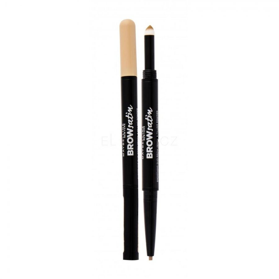 Maybelline Brow Satin Duo Pencil Light Blonde - €6.90 ...
