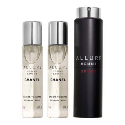 Chanel Allure Homme Sport edt 3x20ml