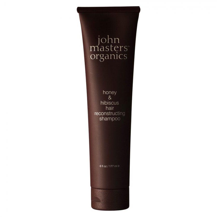 John Masters Organics Honey & Hibiscus Hair Reconstructing Shampoo 177ml