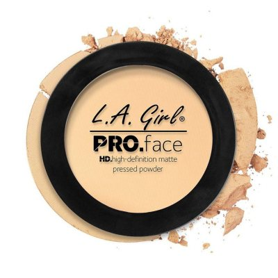L.A. Girl Pro Face Matte Pressed Powder Classic Ivory