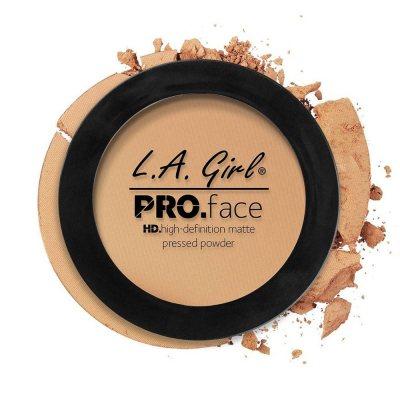 L.A. Girl Pro Face Matte Pressed Powder Soft Honey