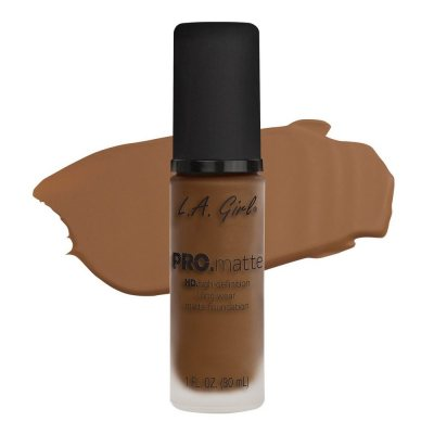 L.A. Girl Pro Matte Foundation Soft Sable 30ml