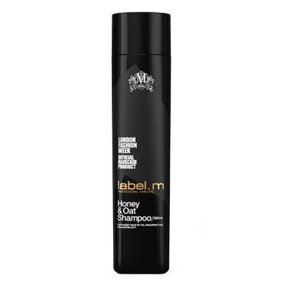 Label. M Honey & Oat Shampoo 1000ml