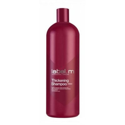 Label. M Thickening Shampoo 1000ml