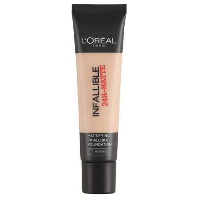 L'Oreal Infallible 24H Matte Foundation 13 Rose Beige 35ml