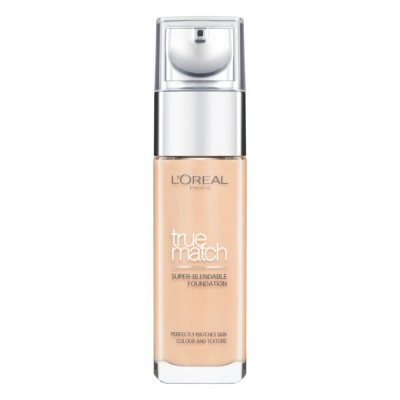 L'Oreal True Match Liquid Foundation 4W Natural Gold 30ml