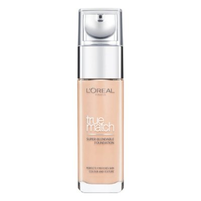 L'Oreal True Match Liquid Foundation 5W Golden Sand 30ml