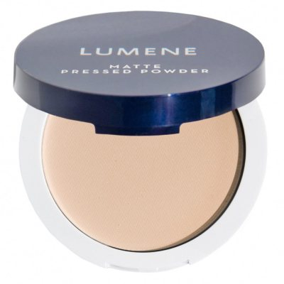 Lumene Luminous Matt Powder 2 Soft Honey 10g