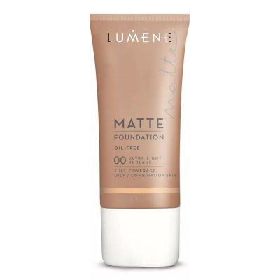 Lumene Oil Free Matte Foundation 00 Ultra Light 30ml