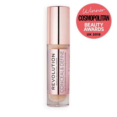 Makeup Revolution Conceal & Define Concealer C8