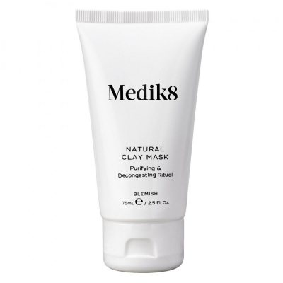Medik8 Natural Clay Mask 75ml