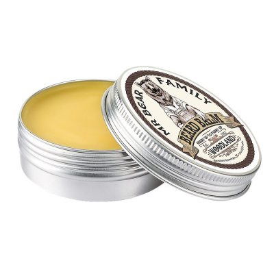 Mr Bear Family Beard Balm Woodland 60ml