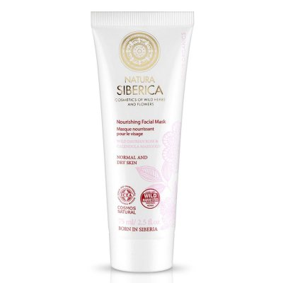 Natura Siberica Nourishing Facial Mask 75ml