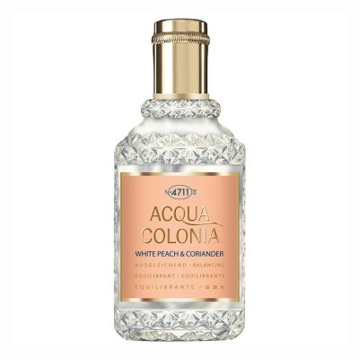 4711 White Peach Coriander Cologne 50ml