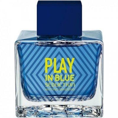 Antonio Banderas Play In Blue Seduction edt 100ml