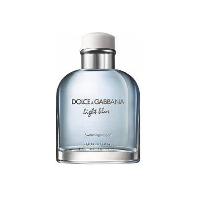 Dolce & Gabbana Light Blue Pour Homme Swimming In Lipari edt 125ml