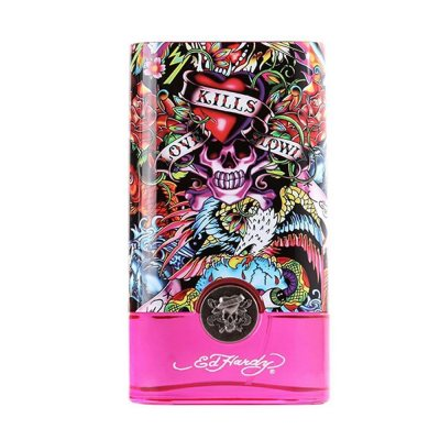 Ed Hardy Hearts & Daggers for Women edp 100ml
