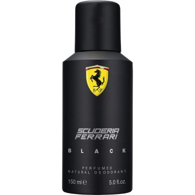Ferrari Scuderia Black Deo Spray 150ml