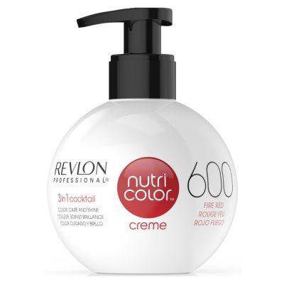 Revlon Nutri Color Creme 600 Fire Red 270ml