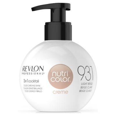 Revlon Nutri Color Creme 931 Light Beige 270ml