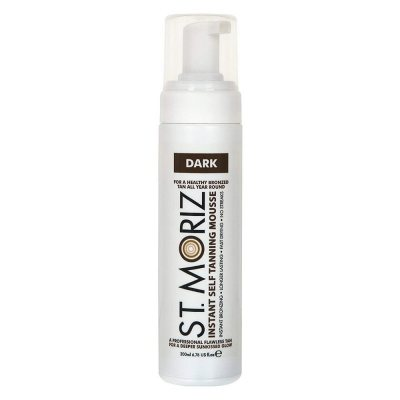 St. Moriz Instant Self Tanning Mousse Dark 200ml