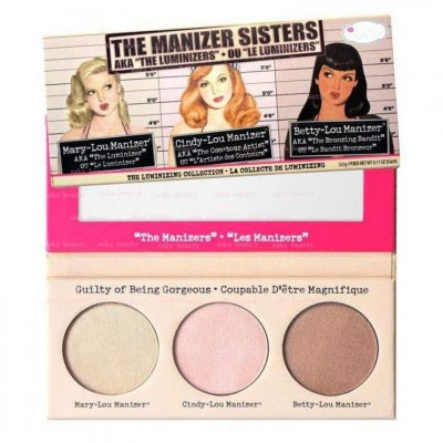 theBalm Manizer Sisters 3g